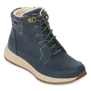 Womens Neve Winter Boots Lace-up
